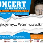 Koncert na rzecz budowy hospicjum w Smardach i promocji wolontariatu hospicyjnego