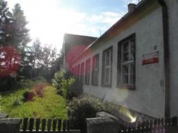 Budynek, w którym powstanie hospicjum stacjonarne