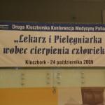 Druga Kluczborska Konferencja Medycyny Paliatywnej