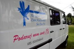 Samochód w darze od Zakładu Karnego w Kluczborku