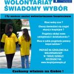 Wolontariat – świadomy wybór