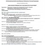 VIII Kluczborska Konferencja Medycyny Paliatywnej i Formacji Hospicyjnej
