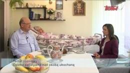 Opieka paliatywna nad ukochaną osobą