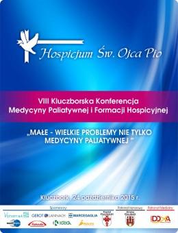 Za nami już VIII Kluczborska Konferencja Medycyny Paliatywnej
