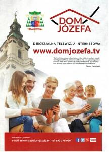 """Diecezjalna Telewizja Internetowa """"Dom Józefa"""""""