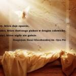 Spokojnych i pełnych wiary Świąt Zmartwychwstania Pańskiego