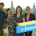 O naszym Hospicjum w programie O!Polskie o Poranku w TVP Opole