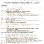 XII Kluczborska Konferencja Medycyny Paliatywnej i Formacji Hospicyjnej